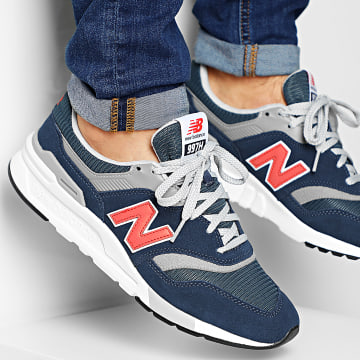 New Balance - Baskets Classics Traditionnels 997H 7774411-60 Hay Navy