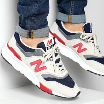 New Balance - Baskets Classics Traditionnels 997H 774461-60 Grey Marine