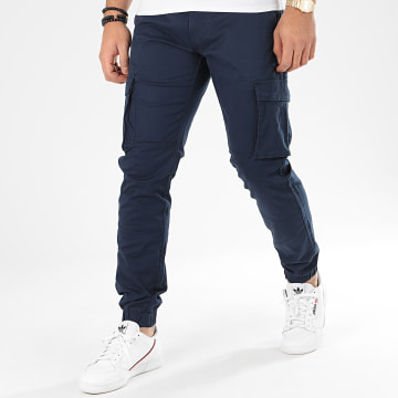 Only And Sons - Jogger Pant Cam Stage Bleu Marine