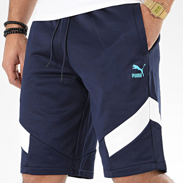 Short Jogging OM Iconic 756729 Bleu Marine