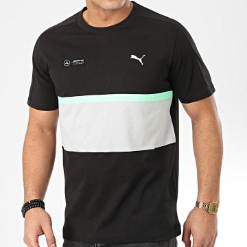 Tee Shirt Mercedes AMG Petronas Motorsport T7 596181 Noir