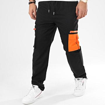 Pantalon Cargo M4039CPA Noir