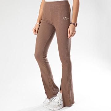 Pantalon Femme W4071KPA Marron