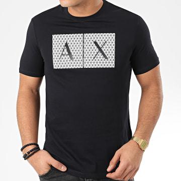 Tee Shirt 8NZTCK-Z8H4Z Noir Blanc
