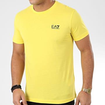 Tee Shirt 8NPT51-PJM9Z Jaune
