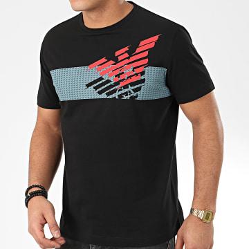 Tee Shirt 3HPT49-PJQ9Z Noir