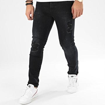 Jean Slim 8927 Noir