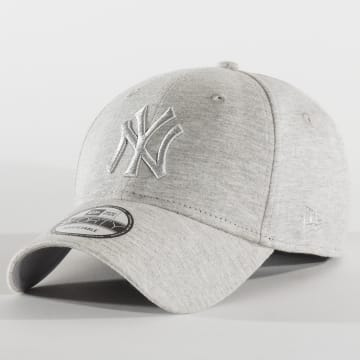 New Era - Casquette Baseball 9Forty Jersey Essential New York Yankees 80636065 Gris Chiné