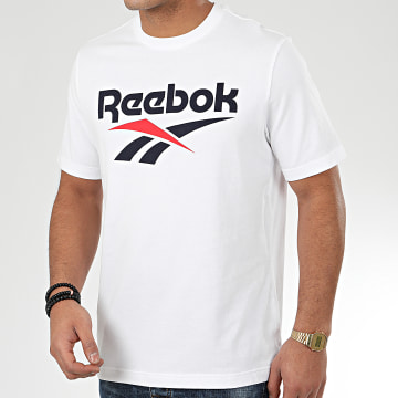 Reebok - Tee Shirt Classic F Vector FK2655 Blanc