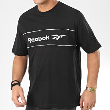 Reebok - Tee Shirt Classic F Linear FK2715 Noir