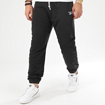 Reebok - Pantalon Jogging FT Cuffed FK6024 Noir