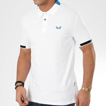 Kaporal - Polo Manches Courtes Modu Blanc