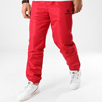 Sergio Tacchini - Pantalon Jogging Carson 38718 Rouge