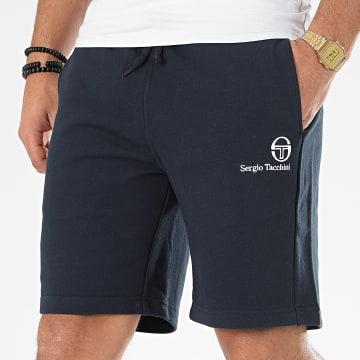 Sergio Tacchini - Short Jogging Fescue 38735 Bleu Marine