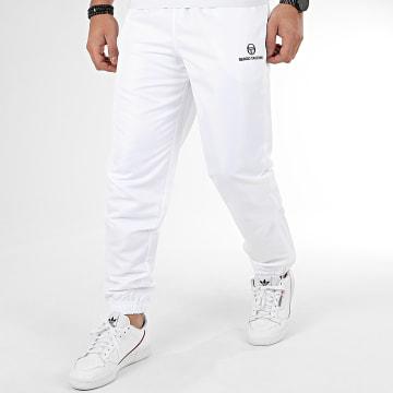 Sergio Tacchini - Pantalon Jogging Carson 38718 Blanc