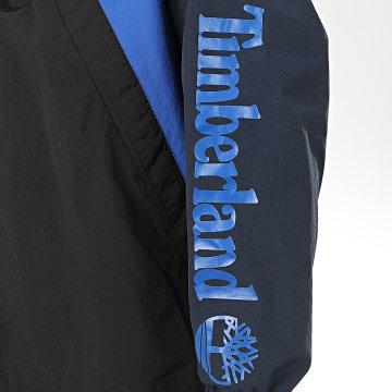 Timberland - Veste Outdoor A Capuche A1Z8G Noir Bleu Marine Bleu Roi