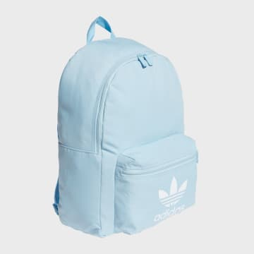 Adidas Originals - Sac A Dos AC Classic BP FT8505 Bleu Clair