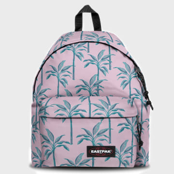Sac A Dos Floral Padded Pak'r K620 Rose Turquoise