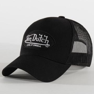 Von Dutch - Casquette Trucker Lofb Noir