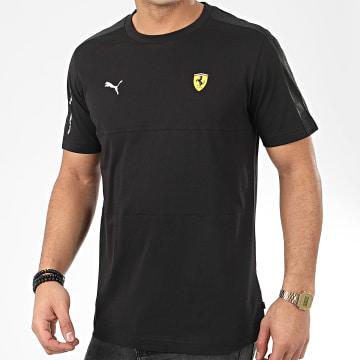 Tee Shirt Scuderia Ferrari 596143 Noir