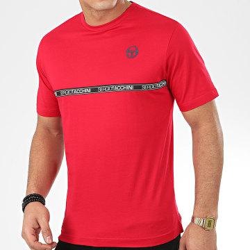 Sergio Tacchini - Tee Shirt Fosh 38765 Rouge