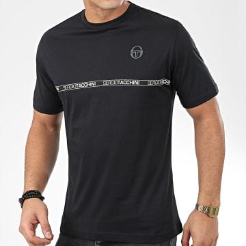 Sergio Tacchini - Tee Shirt Fosh 38765 Noir