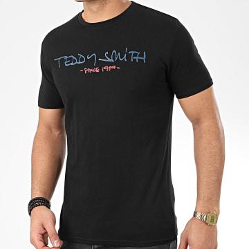 Tee Shirt Ticlass Basic Noir