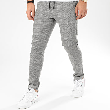Pantalon A Carreaux 20709996 Gris