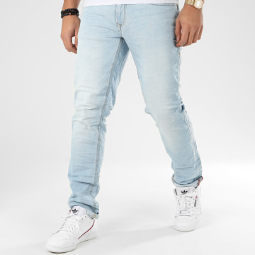 Jean Slim Twister 20709689 Bleu Wash