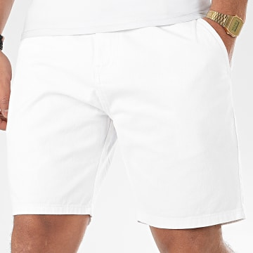 Short Chino Smith Blanc