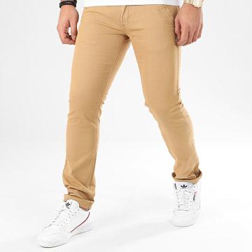 Classic Series - Pantalon Chino 2213 Camel