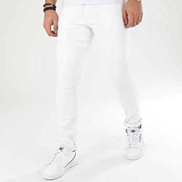 Jean Slim 2417 Blanc