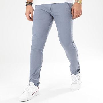 Classic Series - Pantalon Chino 2215 Bleu
