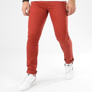 Classic Series - Pantalon Chino 1820 Rouge Brique