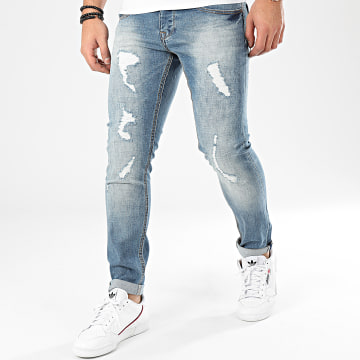 Classic Series - Jean Slim 2426 Bleu Wash