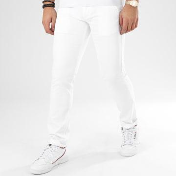 Classic Series - Pantalon Chino D2217 Blanc