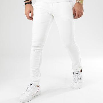 Classic Series - Pantalon Chino 1952 Blanc