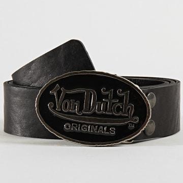 Von Dutch - Ceinture Acide Noir
