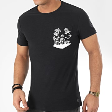 Tee Shirt Poche 20709797 Noir