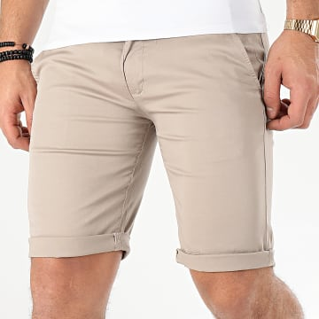Short Chino D1357 Taupe