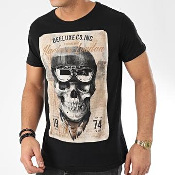 Deeluxe - Tee Shirt Clem Noir