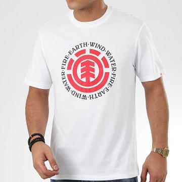 Element - Tee Shirt Seal Blanc