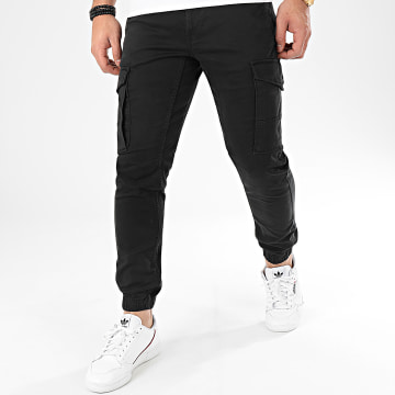 Jogger Pant Paul Lake Noir