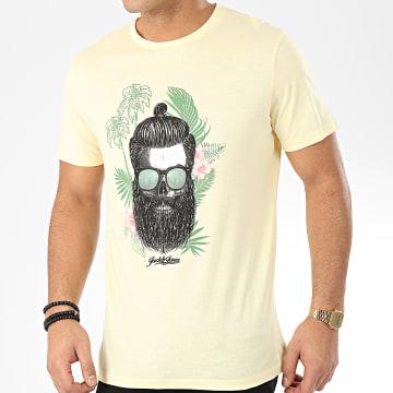 Tee Shirt Ricky Jaune Clair