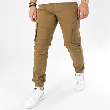 Pantalon Cargo Cam Stage Vert Kaki