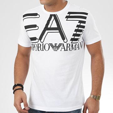 Tee Shirt 3HPT09-PJ02Z Blanc