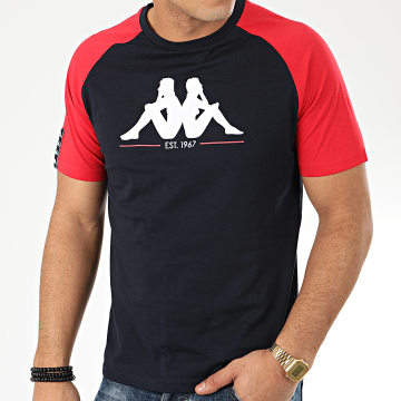 Kappa - Tee Shirt Iliade 3112DJW Bleu Marine