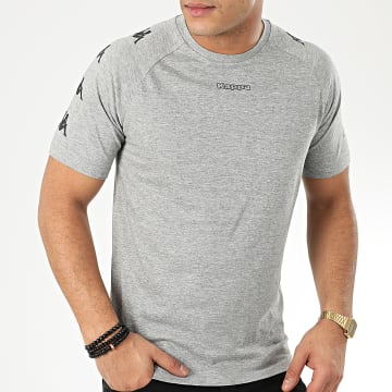 Tee Shirt Klake 3112GQW Gris Chiné