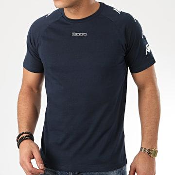 Kappa - Tee Shirt Klake 3112GQW Bleu Marine