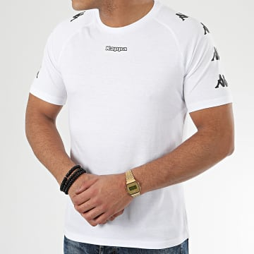 Kappa - Tee Shirt Klake 3112GQW Blanc